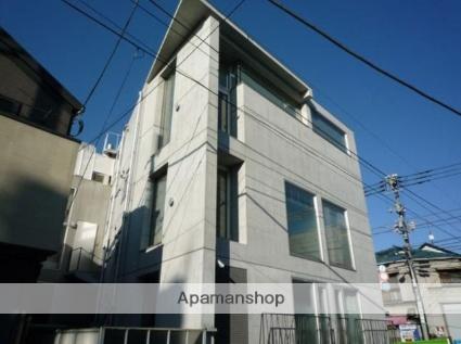 東京都目黒区、都立大学駅徒歩8分の築13年 3階建の賃貸マンション