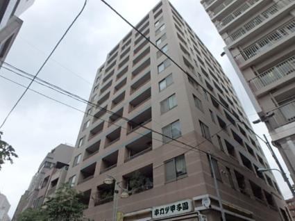 東京都渋谷区、代官山駅徒歩7分の築14年 12階建の賃貸マンション