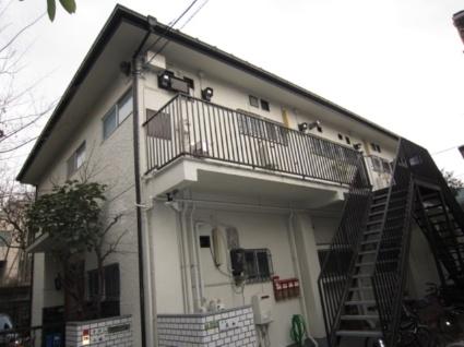 東京都世田谷区、新代田駅徒歩9分の築36年 2階建の賃貸アパート