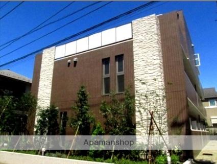 東京都世田谷区、用賀駅徒歩22分の築2年 3階建の賃貸マンション