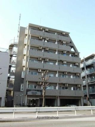東京都世田谷区、用賀駅徒歩18分の築19年 7階建の賃貸マンション