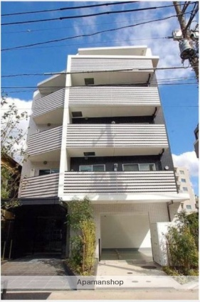 東京都世田谷区、用賀駅徒歩20分の築4年 5階建の賃貸マンション