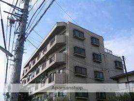 東京都世田谷区、用賀駅徒歩27分の築27年 5階建の賃貸マンション