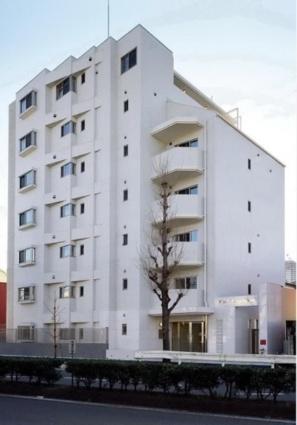 神奈川県川崎市中原区、向河原駅徒歩4分の築10年 7階建の賃貸マンション