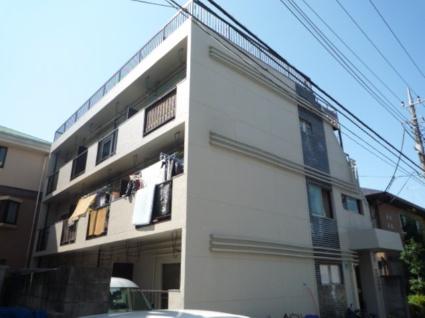 東京都杉並区、西荻窪駅徒歩7分の築48年 3階建の賃貸マンション