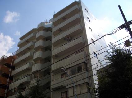 東京都杉並区、阿佐ケ谷駅徒歩20分の築27年 9階建の賃貸マンション