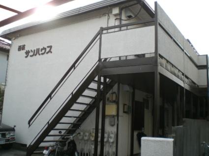 東京都杉並区、西荻窪駅徒歩12分の築36年 2階建の賃貸アパート
