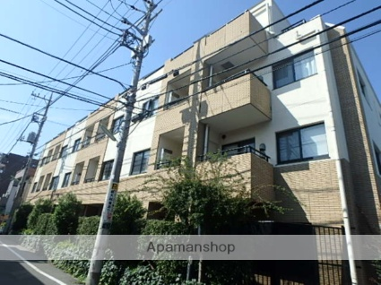 東京都世田谷区、池ノ上駅徒歩15分の築11年 5階建の賃貸マンション