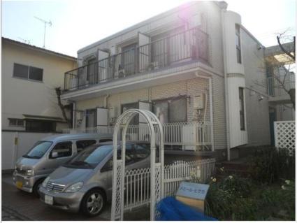東京都世田谷区、駒沢大学駅徒歩24分の築31年 2階建の賃貸マンション