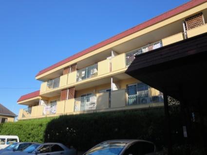 東京都世田谷区、駒沢大学駅徒歩9分の築40年 3階建の賃貸マンション