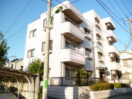 東京都世田谷区、二子玉川駅徒歩18分の築28年 4階建の賃貸マンション