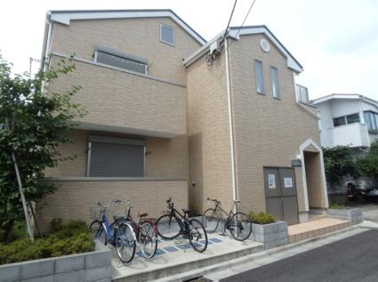 東京都世田谷区、笹塚駅徒歩12分の築4年 2階建の賃貸アパート
