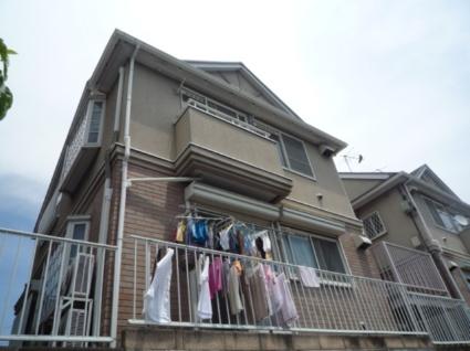 東京都杉並区、浜田山駅徒歩14分の築24年 2階建の賃貸アパート