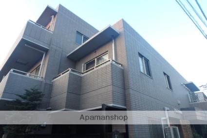 東京都目黒区、代官山駅徒歩19分の築14年 3階建の賃貸マンション