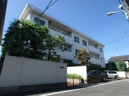 東京都品川区、西小山駅徒歩10分の築30年 3階建の賃貸マンション