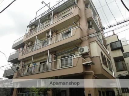 東京都目黒区、祐天寺駅徒歩11分の築38年 4階建の賃貸マンション