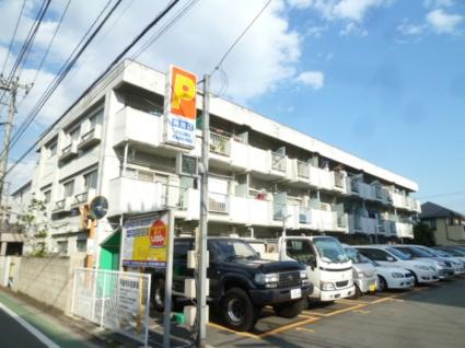 東京都武蔵野市、吉祥寺駅徒歩19分の築43年 3階建の賃貸マンション