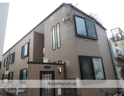 東京都渋谷区、渋谷駅徒歩12分の築4年 2階建の賃貸アパート
