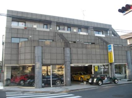 東京都杉並区、西荻窪駅徒歩16分の築28年 3階建の賃貸マンション