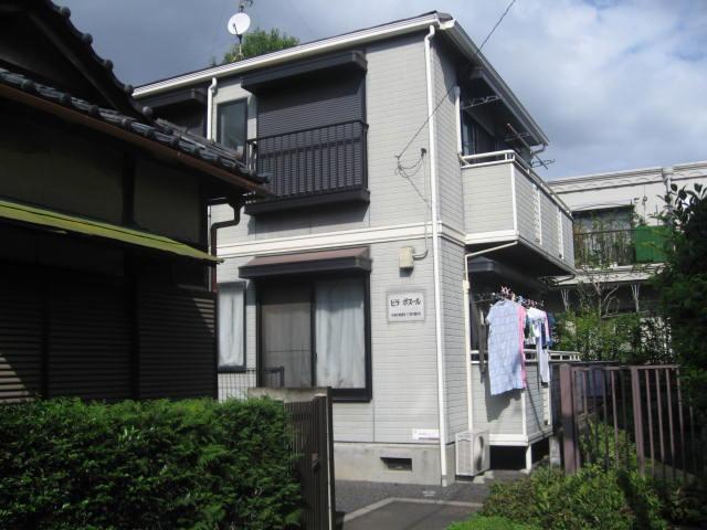 東京都杉並区、西荻窪駅徒歩13分の築22年 2階建の賃貸アパート