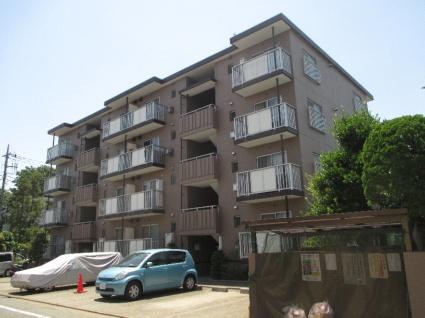 東京都杉並区、荻窪駅徒歩18分の築34年 4階建の賃貸マンション