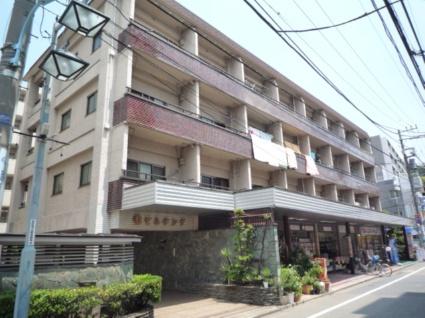 東京都杉並区、荻窪駅徒歩25分の築46年 4階建の賃貸マンション