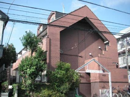 東京都杉並区、西荻窪駅徒歩25分の築26年 2階建の賃貸アパート