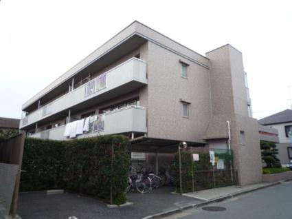 東京都杉並区、荻窪駅徒歩18分の築19年 3階建の賃貸マンション