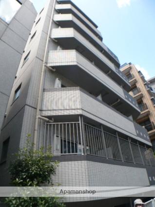 東京都目黒区、神泉駅徒歩9分の築12年 7階建の賃貸マンション