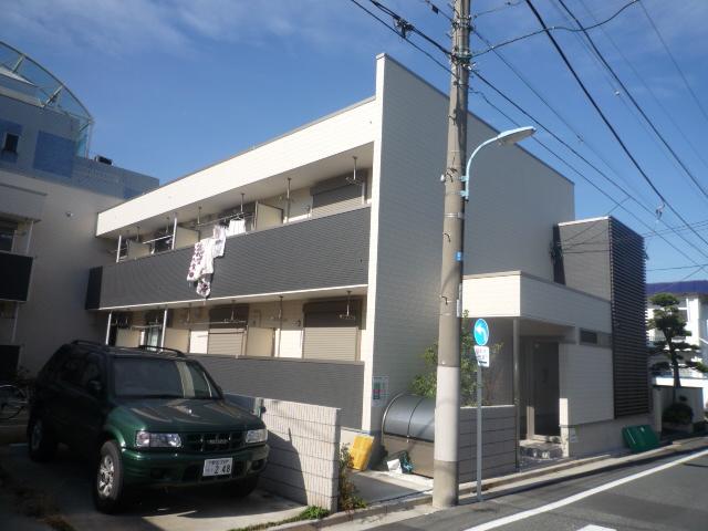 東京都杉並区、荻窪駅徒歩10分の築8年 2階建の賃貸アパート