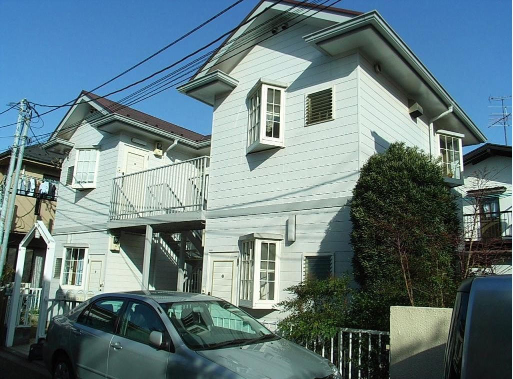 東京都世田谷区、九品仏駅徒歩14分の築28年 2階建の賃貸アパート