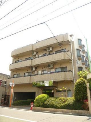 東京都世田谷区、経堂駅徒歩16分の築21年 5階建の賃貸マンション