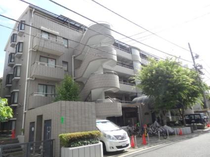 東京都港区、広尾駅徒歩12分の築33年 5階建の賃貸マンション