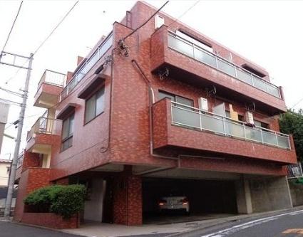 東京都世田谷区、池尻大橋駅徒歩12分の築34年 4階建の賃貸マンション