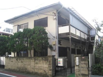 東京都杉並区、富士見ヶ丘駅徒歩5分の築41年 2階建の賃貸アパート