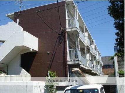 東京都世田谷区、等々力駅徒歩6分の築30年 3階建の賃貸マンション