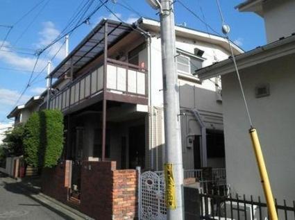 東京都目黒区、都立大学駅徒歩13分の築40年 2階建の賃貸アパート