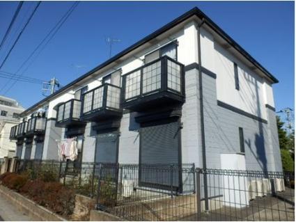 東京都世田谷区、用賀駅徒歩26分の築23年 2階建の賃貸アパート