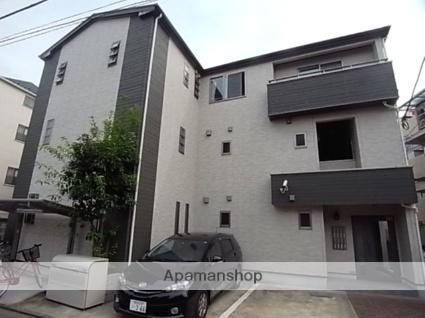 東京都世田谷区、駒沢大学駅徒歩16分の築7年 3階建の賃貸アパート