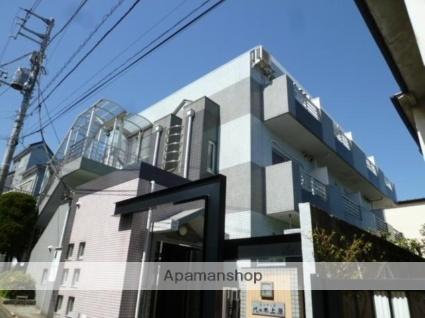 東京都渋谷区、駒場東大前駅徒歩14分の築26年 3階建の賃貸マンション
