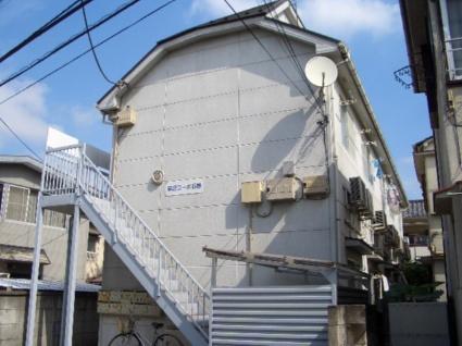 東京都杉並区、阿佐ケ谷駅徒歩16分の築24年 2階建の賃貸アパート