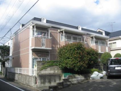 東京都杉並区、西荻窪駅徒歩14分の築25年 2階建の賃貸アパート