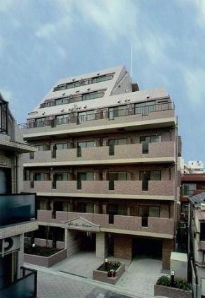 東京都新宿区、新宿駅徒歩15分の築15年 7階建の賃貸マンション