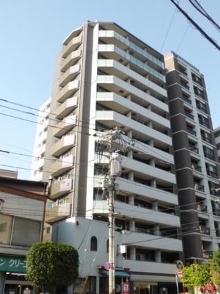 東京都新宿区、早稲田駅徒歩13分の築7年 13階建の賃貸マンション