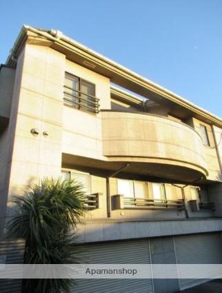 東京都世田谷区、自由が丘駅徒歩10分の築22年 2階建の賃貸マンション
