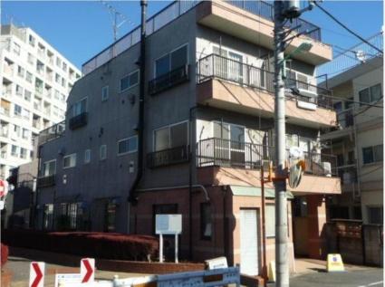 東京都目黒区、祐天寺駅徒歩9分の築35年 3階建の賃貸マンション