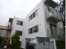 東京都大田区、田園調布駅徒歩9分の築1年 3階建の賃貸マンション