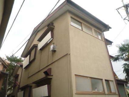 東京都杉並区、西荻窪駅徒歩12分の築40年 2階建の賃貸アパート