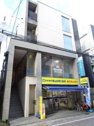 東京都世田谷区、九品仏駅徒歩11分の築14年 5階建の賃貸マンション