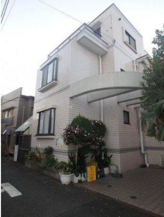 東京都目黒区、祐天寺駅徒歩7分の築27年 4階建の賃貸マンション